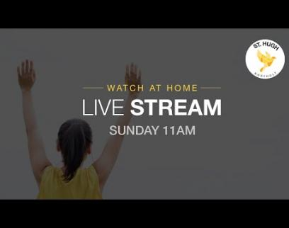 """Embedded thumbnail for St Hugh Northolt Sunday Service 14 06 2020 """"The Great Commission"""""""