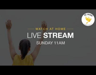 Embedded thumbnail for St Hugh Northolt Sunday 11am UK Service 23-08-2020