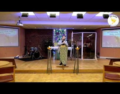 Embedded thumbnail for St. Hughs Northolt Live Stream, 11am, Sunday Service, 19th July 2020