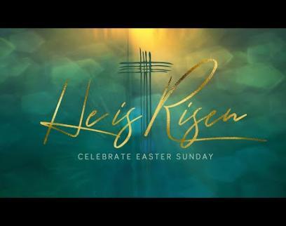 Embedded thumbnail for St Hugh Northolt Sunday 10am UK Easter Service 04-04-2021